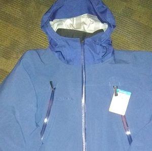 Interchange Titanium Tech Columbia jacket